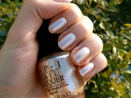 Nails of the Day: OPI's Up Front & Personal~