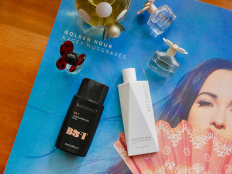 Review: Rationale B3-T Tinted Superfluid SPF50 & Beautiful Skin Superfluid SPF50 C1 ☀️🌻🌸🌼