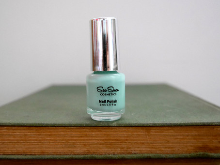 Nails of the Day: Motion of the Ocean~