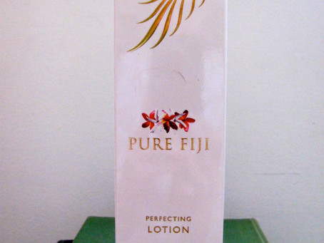 Review: Pure Fiji Perfecting Lotion & a Word or Two on Exfoliation