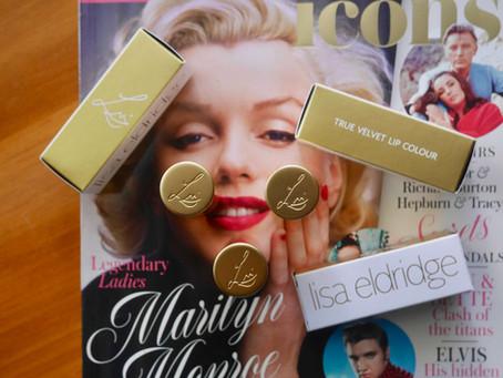 Review: Lisa Eldridge's Plush True Velvet Lipsticks in Velvet Morning, Velvet Ribbon & Ve