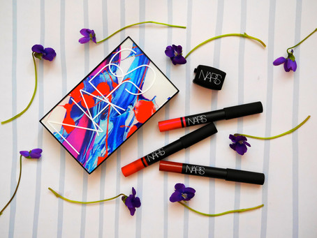 Review: True NARS Lip Pencil Set