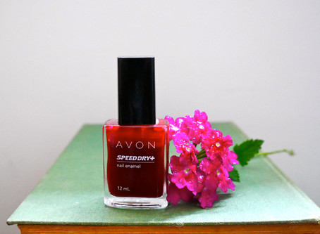 Nails of the Day: Red Wine
