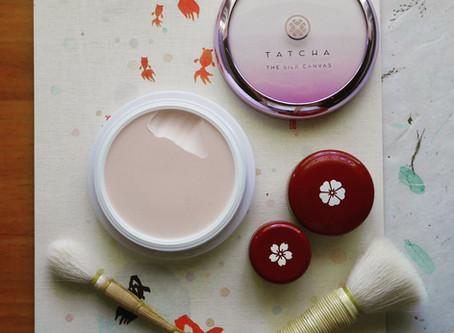 Review: Tatcha Silk Canvas 💜💛