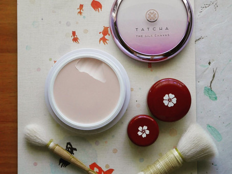 Review: Tatcha Silk Canvas 💜💛