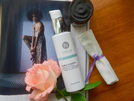 Review: Neora Double Cleansing Face Wash 🌿🐚🌊