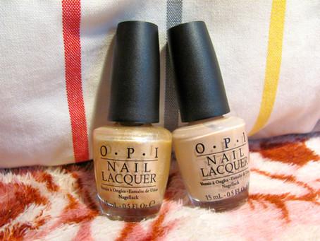 OPI Nail Polish Sale & Spring Blooming!