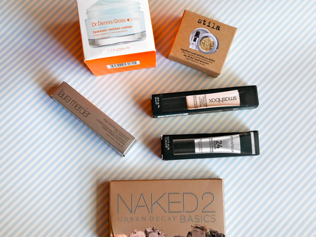 New Goodies from Sephora & Forwarding Service Review