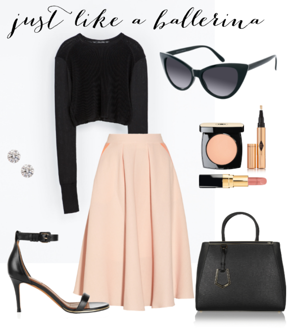 ballerinaoutfit