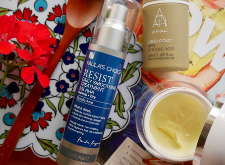 Review: Paula's Choice Resist Daily Smoothing Treatment with 5% AHA (Glycolic Acid) 🦋🌼
