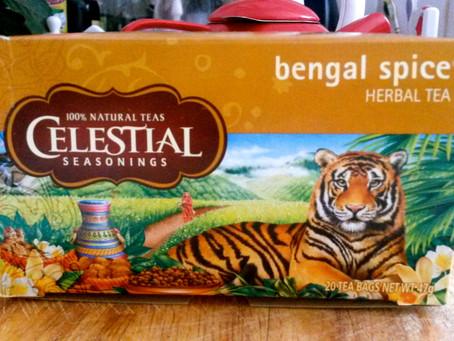 Tea Musings: Celestial Seasonings Bengal Spice Herbal Tea