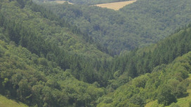 Visite en Aveyron