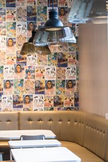custom wallcovering