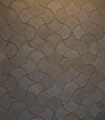 Tile Wall Detail