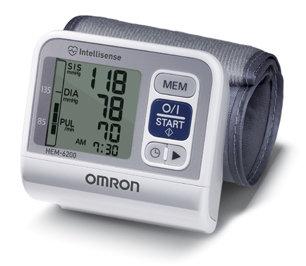 Monitor Pressão Arterial Automático de Pulso-Omron