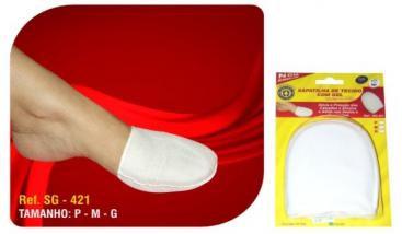 Sapatilha de Tecido Com Gel - OrthoPauher