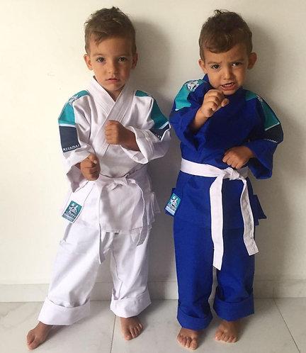 KIMONO KIDS REFORÇADO KITADAI ESPORTES