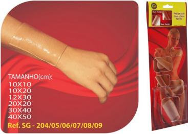 Placa Skin Sem Tecido - OrthoPauher