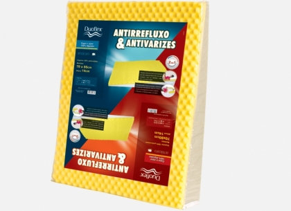 Almofada Antirrefluxo e Antivarizes - Duoflex