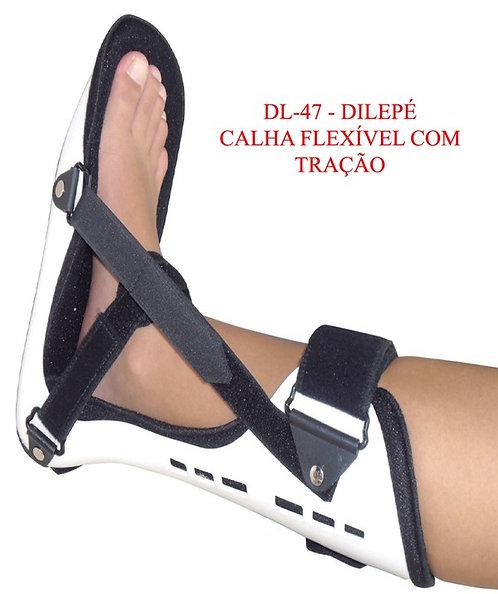 Calha Flexivel com tração
