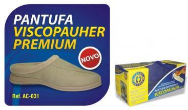 Pantufa ViscoPauher Premium