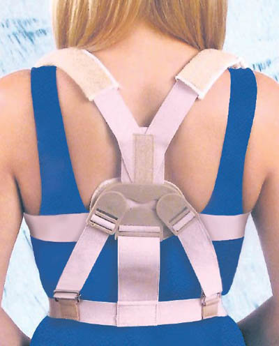 Espaldeira Elástica para Postura - Dilepé