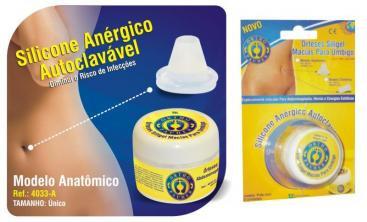 Órtese Siligel Macias para Umbigo - OrthoPauher