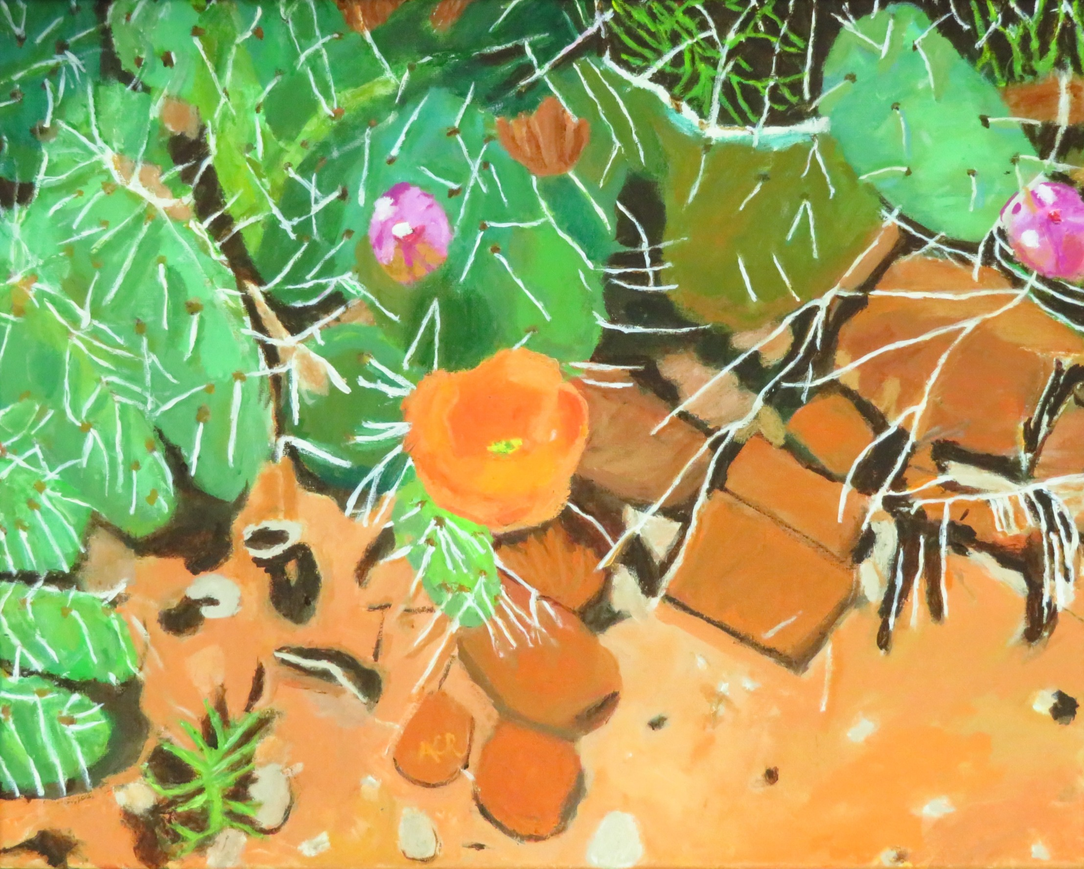 Desert Bloom III