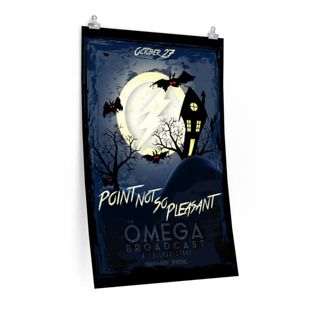 *Limited* 2020 Halloween Special Poster
