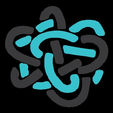 Knot - Full Logo - Full Color - 90_ Blac