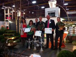 3e prijs Thema tuin 2012