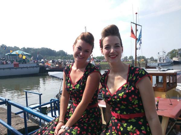 Lisa en Anneg