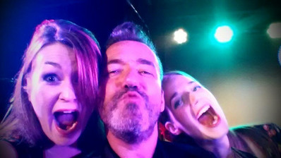 Lisa, Arold & Anne