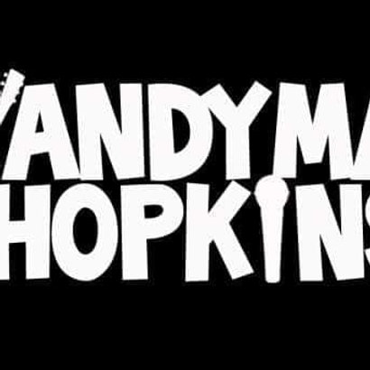 Andyman Hopkins T-shirt