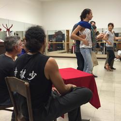 Rehearsal.