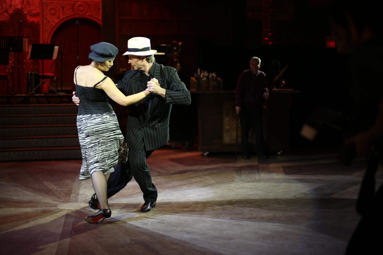 Dancers: Jorge & Liz