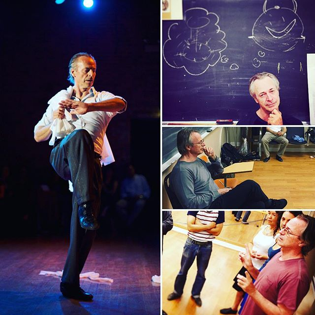 #happybirthday to our #extraordinary Artistic Director Jorge Niedas! #choreography #maestro #mentor