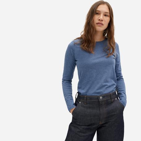 Where to buy sustainable basics: shirts