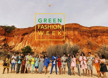 Mikel Dolci from Green Fashion Week