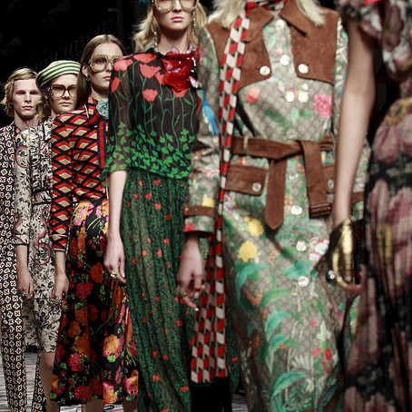 How did Gucci become carbon-neutral?