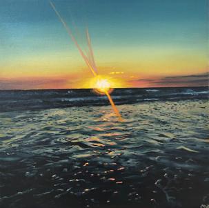 4 NOVEMBER 2017 SUNSET GLARE
