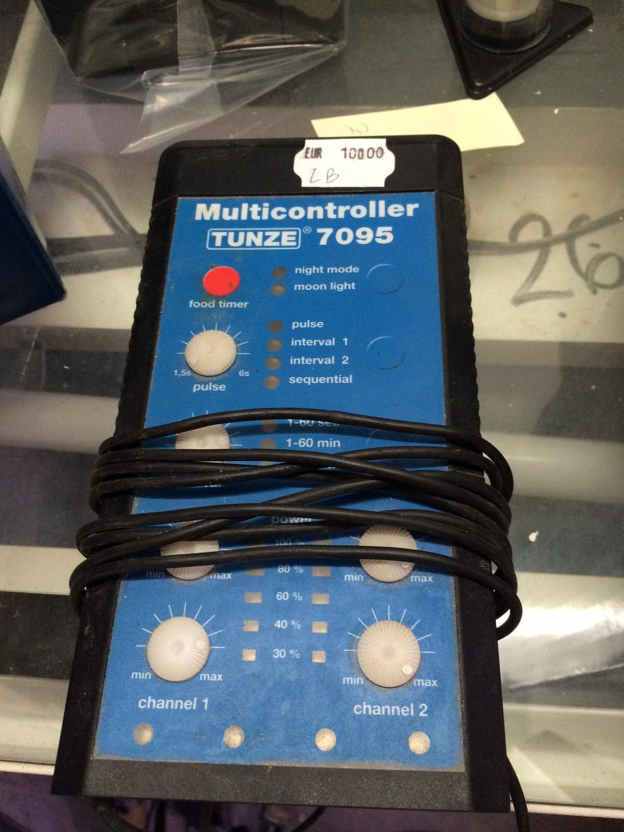 Multicontrolleur