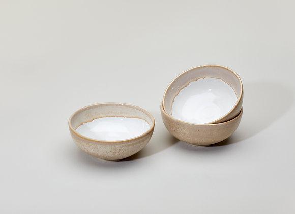Simple bowl, de la cream
