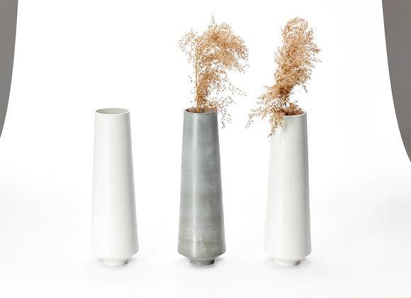 Wrinkle vase