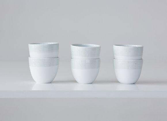 Simple celadon cup