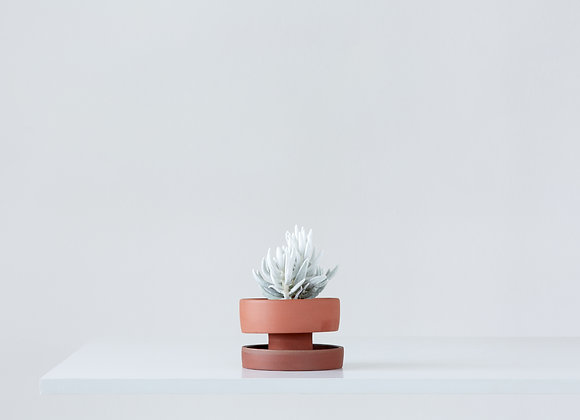 Flower pot - red clay