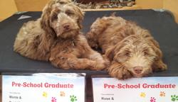 Monte and Rose Graduation