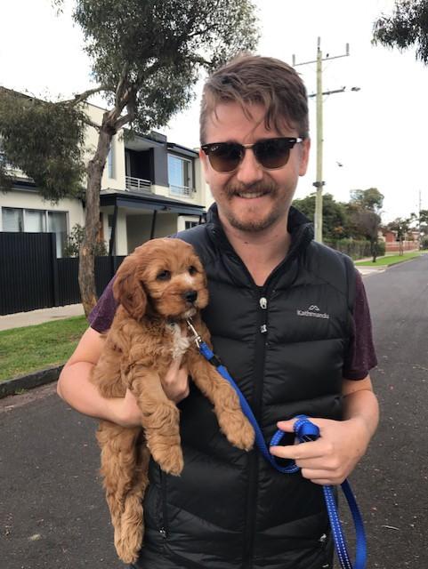 Murphy in Melb