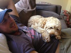 Alfie in Vic