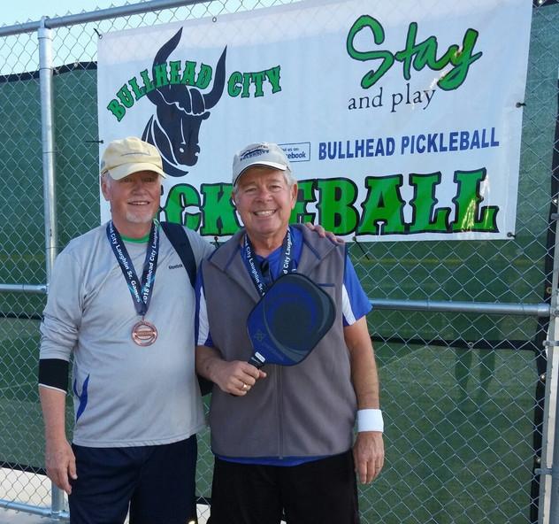 Scott Hickman Men's Bronze